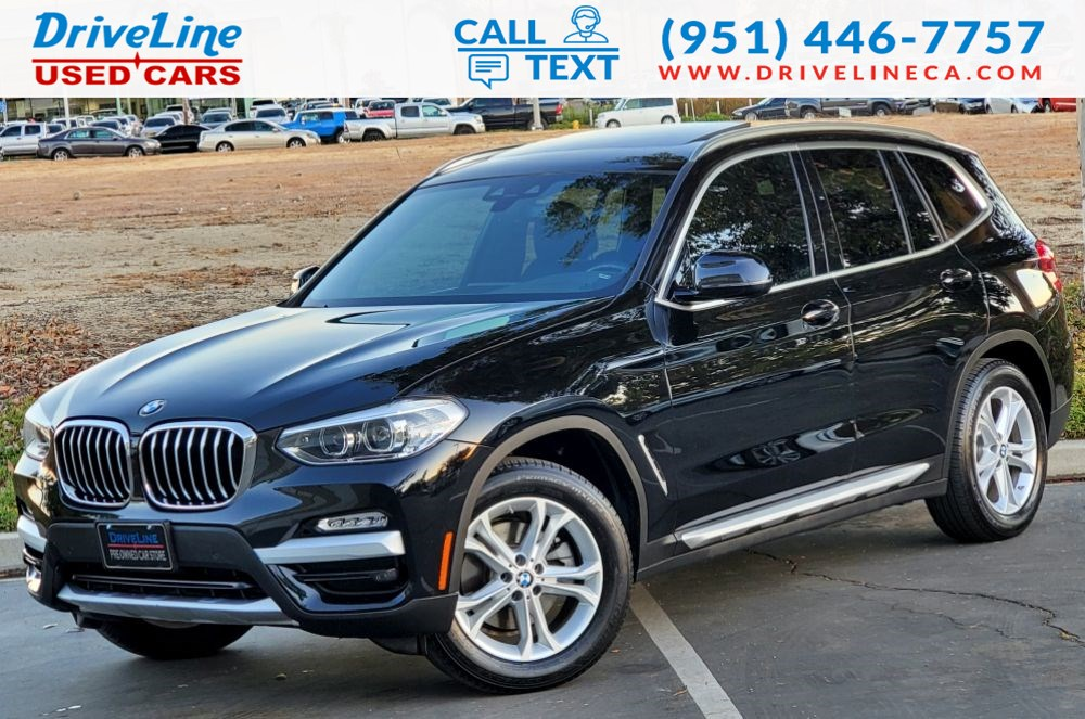 2019 BMW X3 sDrive30i - CONVENIENCE PACKAGE - MSRP $48,290