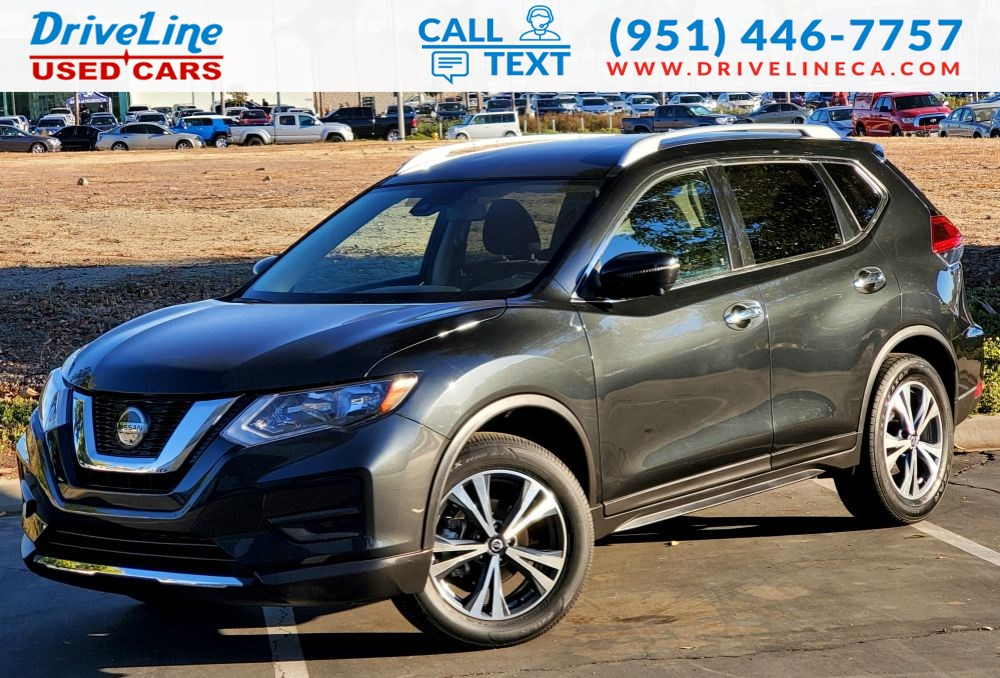 2019 Nissan Rogue SV - PREMIUM PACKAGE - Navigation - MSRP $32,610