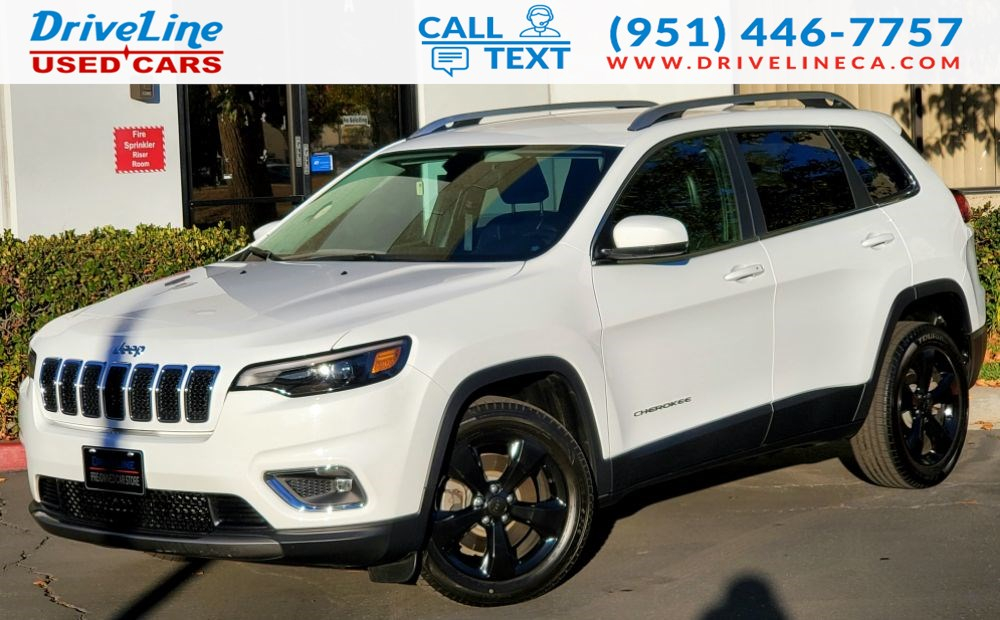 2020 Jeep Cherokee Limited - Fully Loaded - $35,035 MSRP