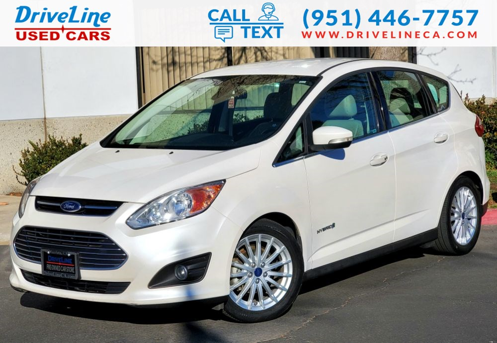 2015 Ford C-Max Hybrid SEL - Navigation - Leather Seats - $27,170 MSRP