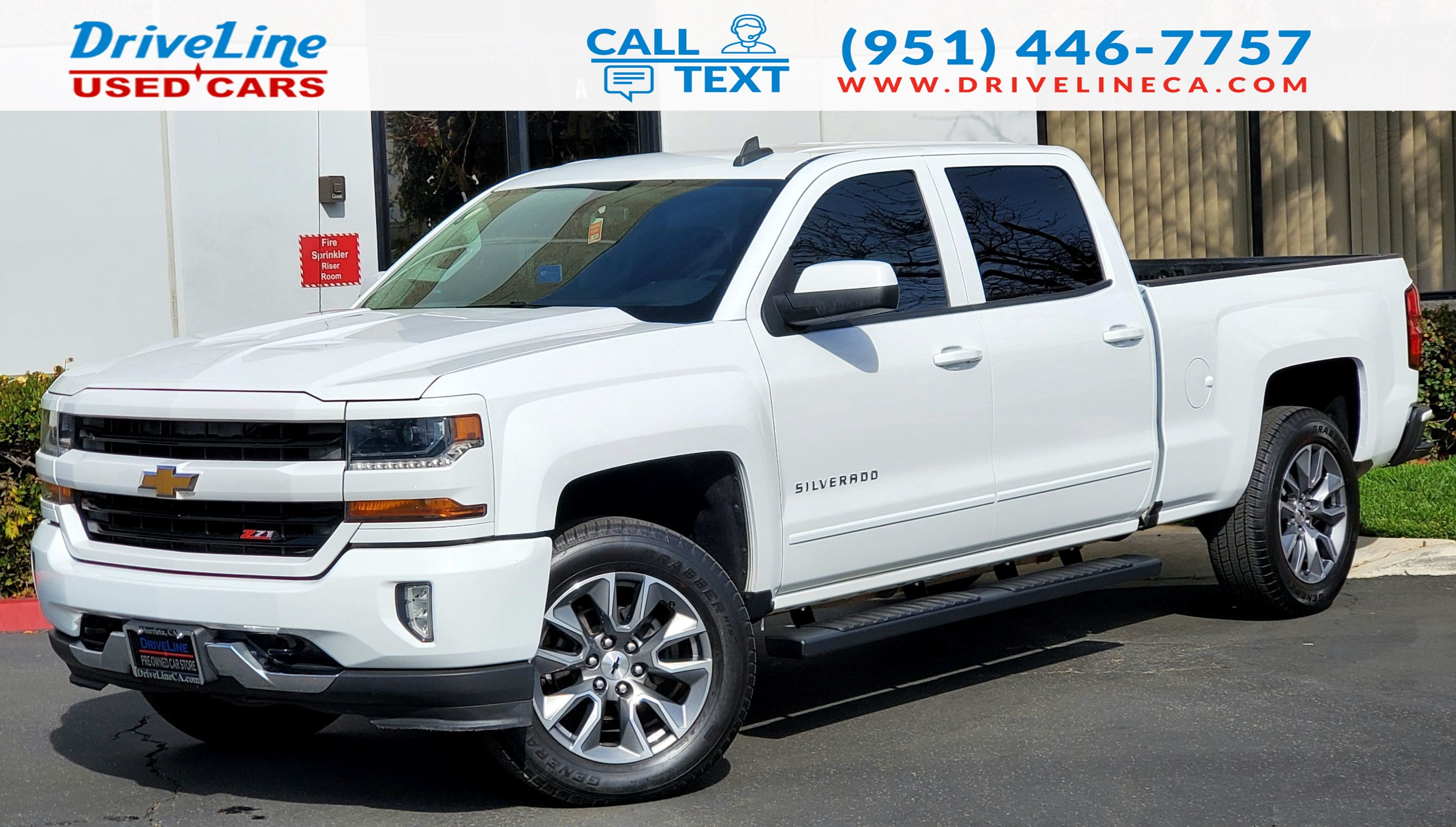 2016 Chevrolet Silverado 1500 LT - Z71 Edition - 4WD - Lifted Front - Long Bed