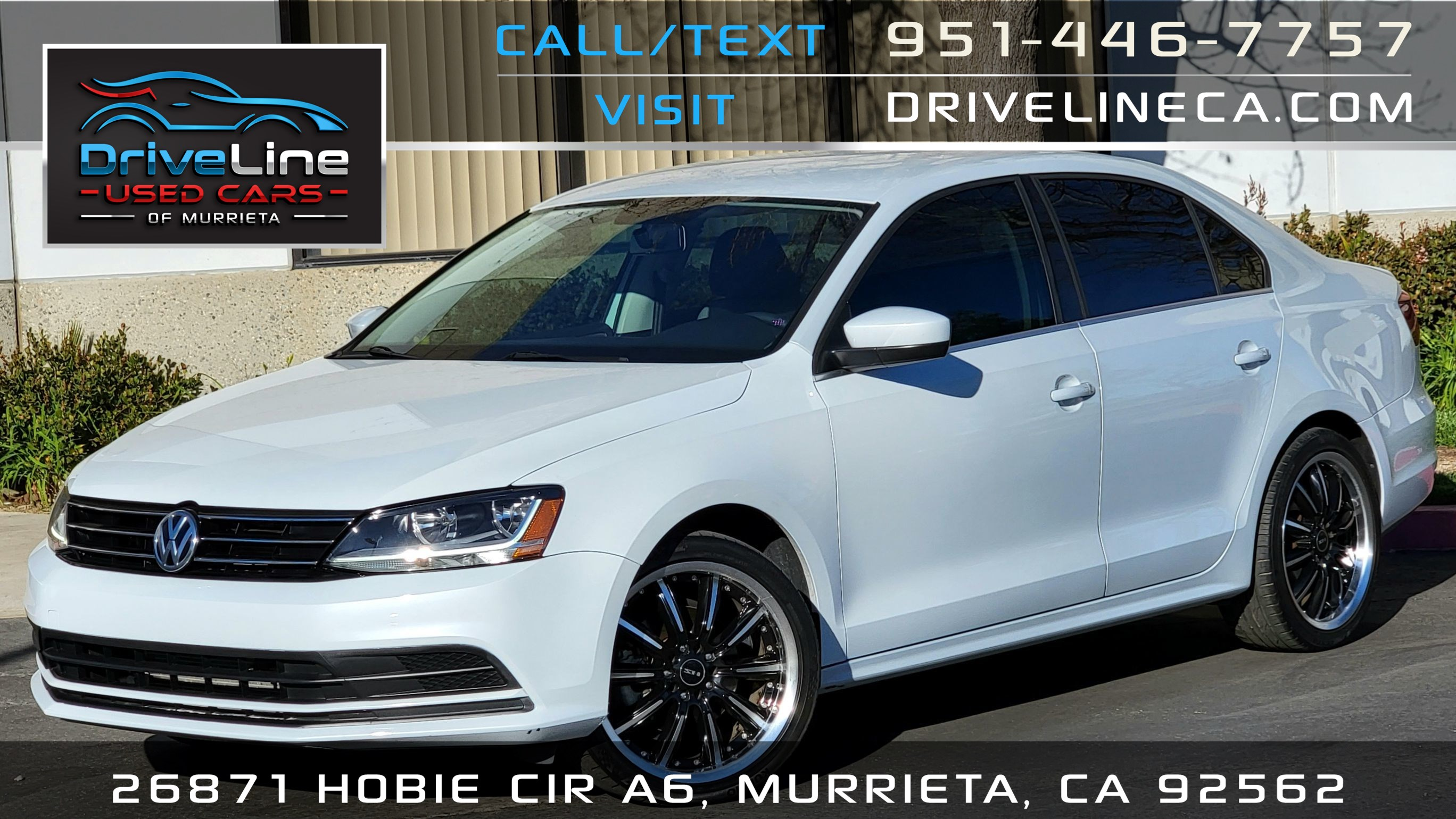 2017 Volkswagen Jetta 1.4T S - Rear View Camera