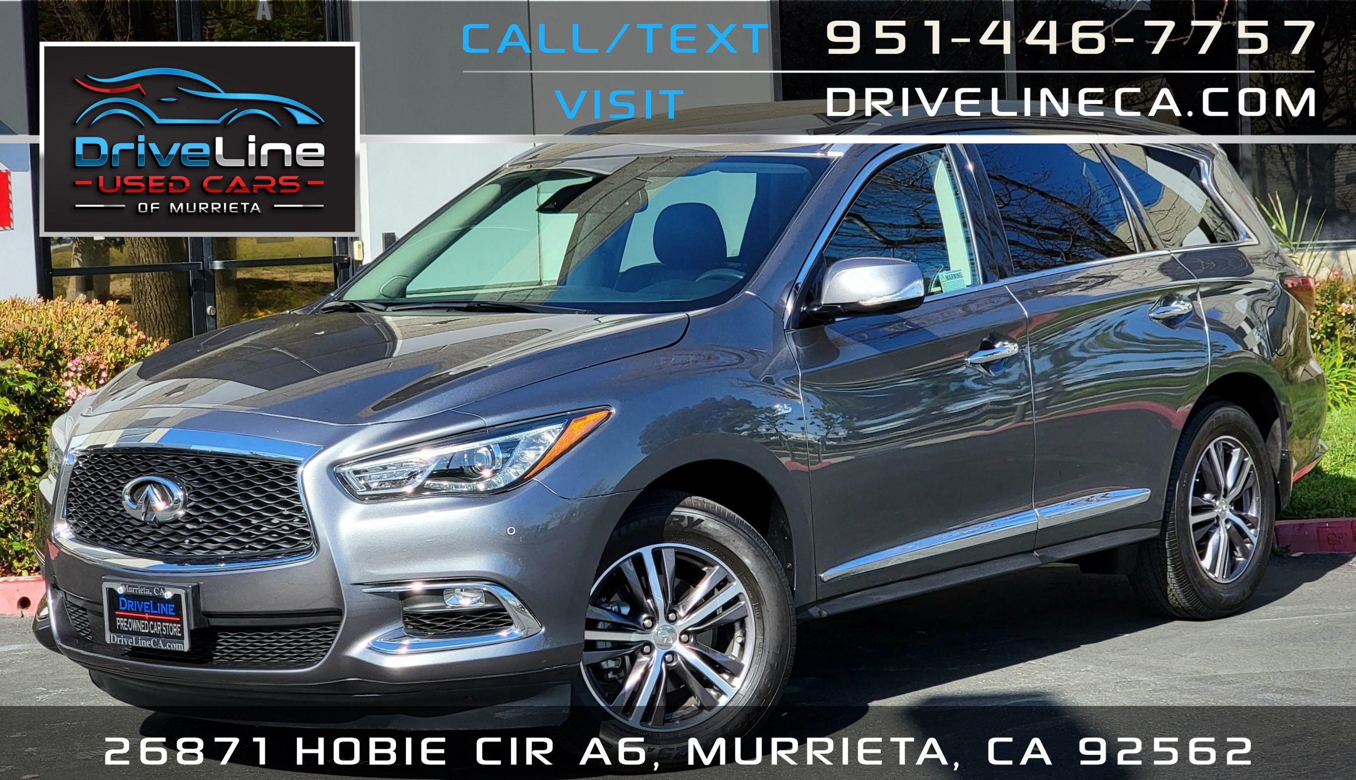2019 INFINITI QX60 LUXE - ESSENTIAL PACKAGE