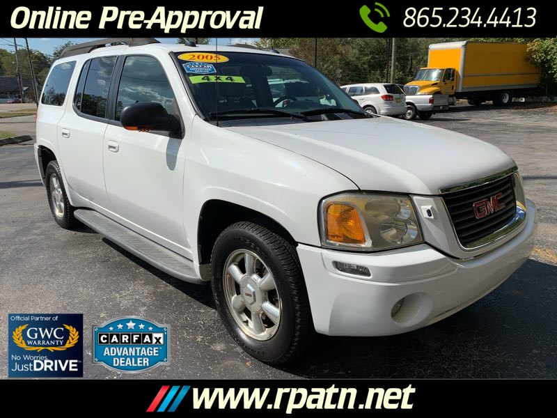 Sold 2005 Gmc Envoy Xl Slt In Knoxville