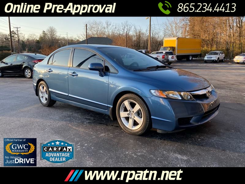 2011 Honda Civic Sedan >> 2011 Honda Civic Sdn Lx S Right Price Auto Tn