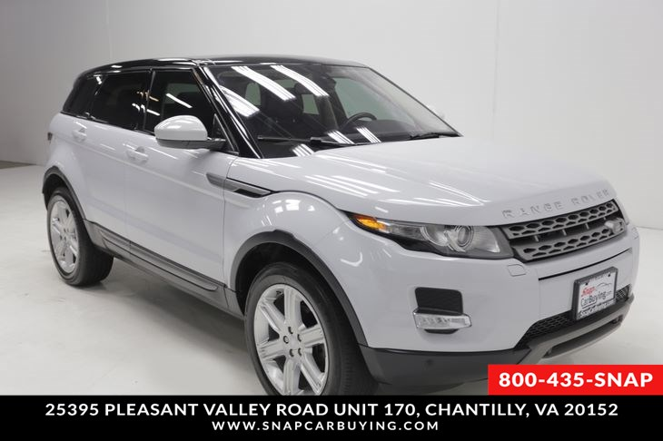 Land Rover Chantilly >> Used Land Rover For Sale In Chantilly Va Snap Car Buying