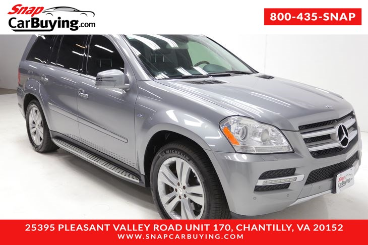 2011 Mercedes-Benz GL 350 BlueTEC SUV