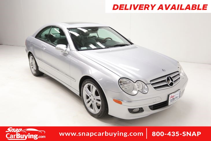 2006 Mercedes-Benz CLK350 Coupe