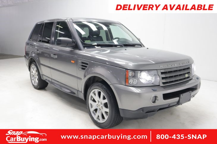 2008 Land Rover Range Rover Sport HSE