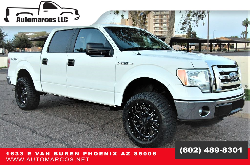 2011 Ford F-150 Super Crew XLT 4WD