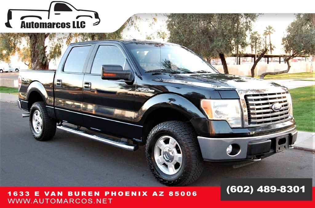 2010 Ford F-150 Super Crew XLT 4WD