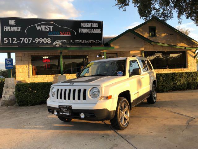 Patriot Auto Sales >> Sold 2016 Jeep Patriot Sport Se In Austin