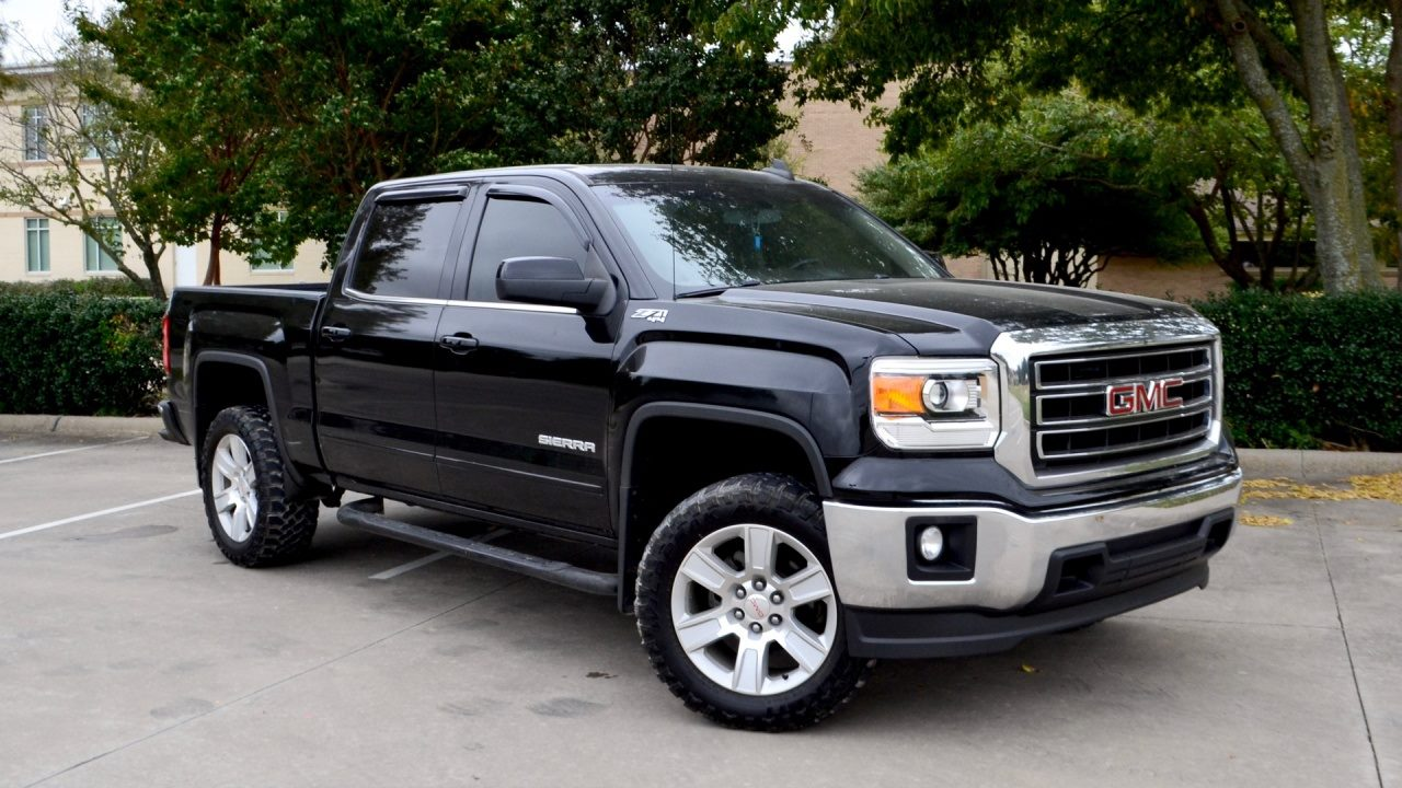 Used 2015 Gmc Sierra 1500 Sle In Richardson