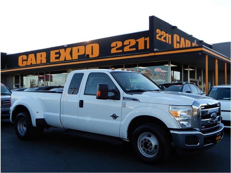 2014 Ford Super Duty F-350 DRW XLT Long Bed