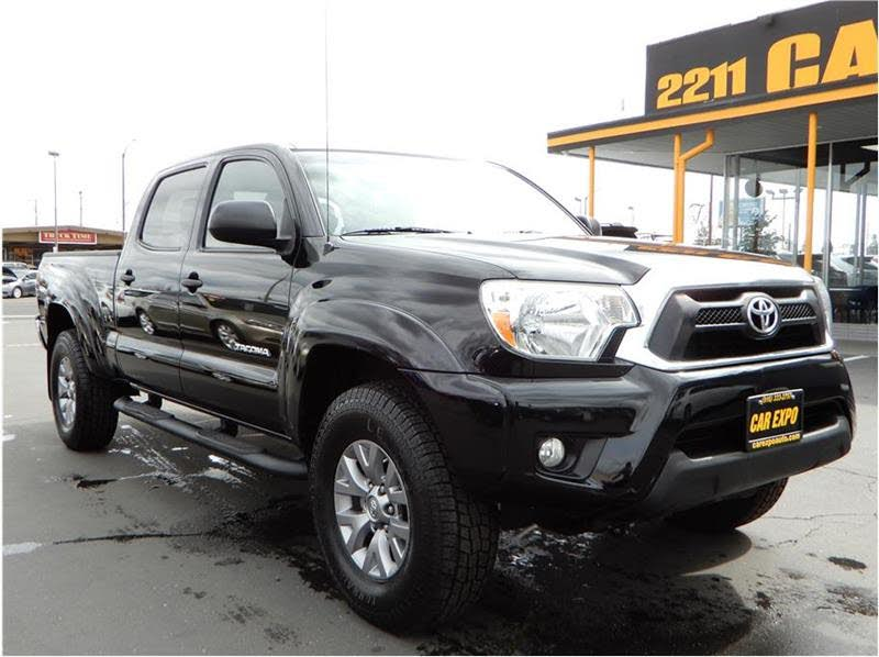 2015 Toyota Tacoma SR5 4WD LB - Car Expo Auto Center