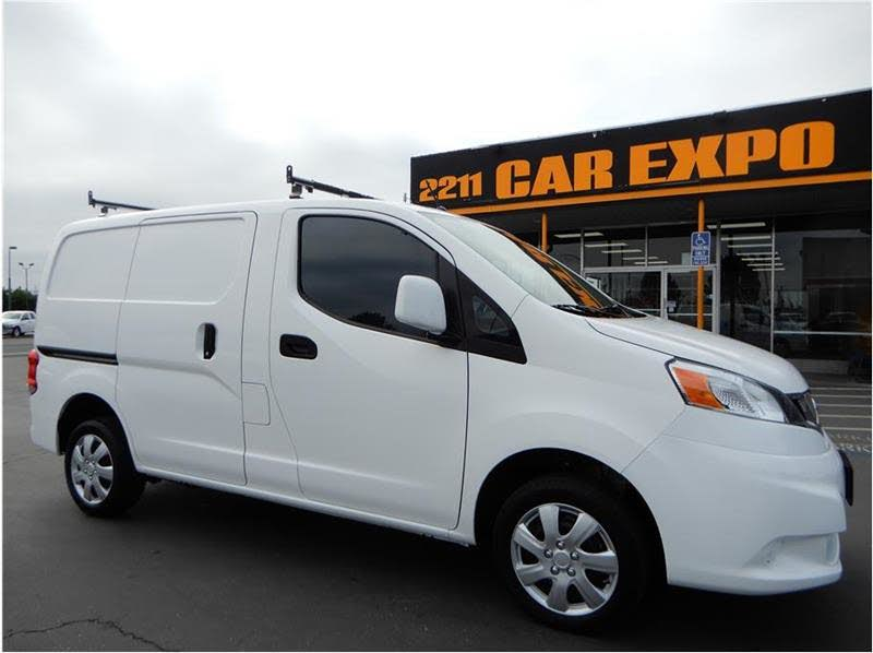 2017 Nissan NV200 Compact Cargo SV