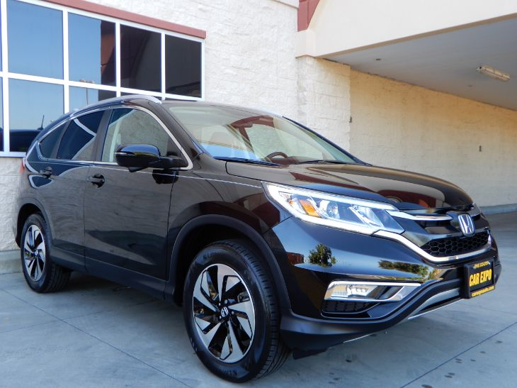 2016 Honda CR-V Touring AWD Navi
