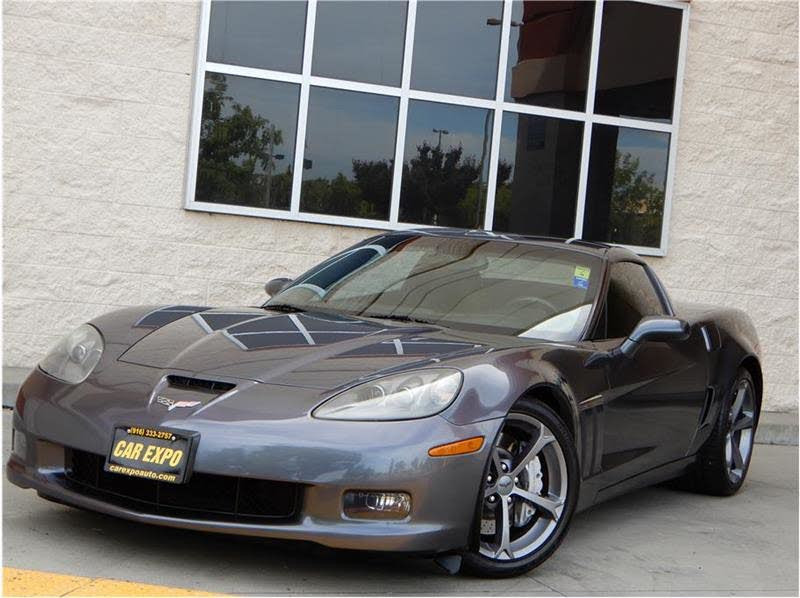 2010 Chevrolet Corvette Z16 Grand Sport w/1LT
