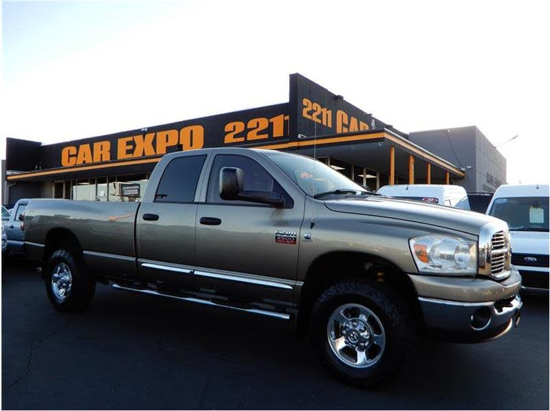2009 Dodge Ram 2500 SLT 4x4 Long Bed