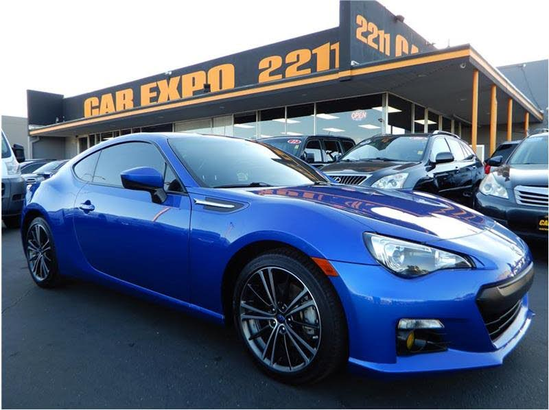 2015 Subaru BRZ Limited - Car Expo Auto Center