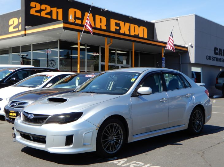2014 Subaru Impreza Sedan WRX WRX AWD Manual