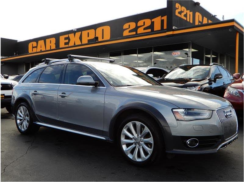2015 Audi allroad Premium Plus AWD