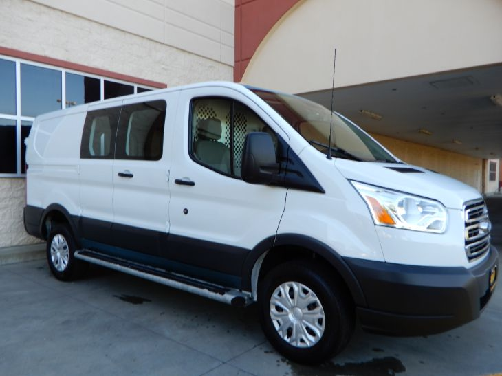 2016 Ford Transit 250 >> 2016 Ford Transit Cargo Van 250 Low Roof Car Expo Auto Center