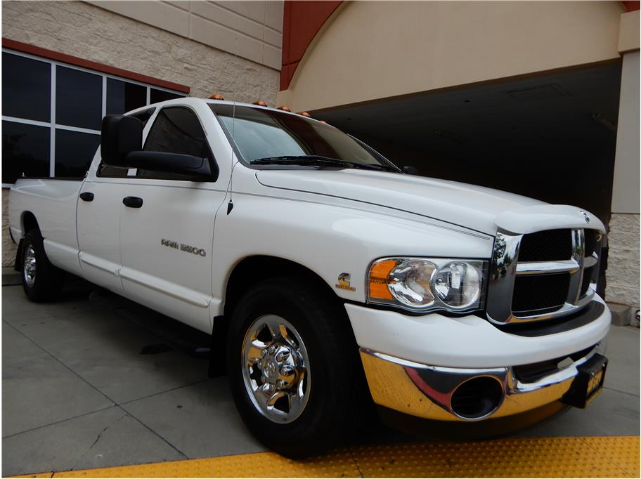 2003 Dodge Ram 3500 SLT Long Bed