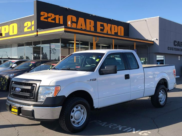 2013 Ford F-150 XL - great truck ready for works!
