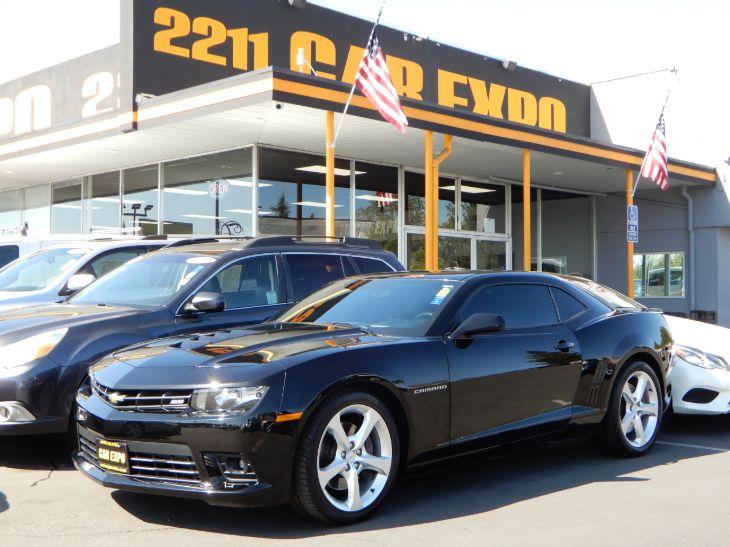 2015 Chevrolet Camaro SS 6 Speed Manual! - Car Expo Auto Center