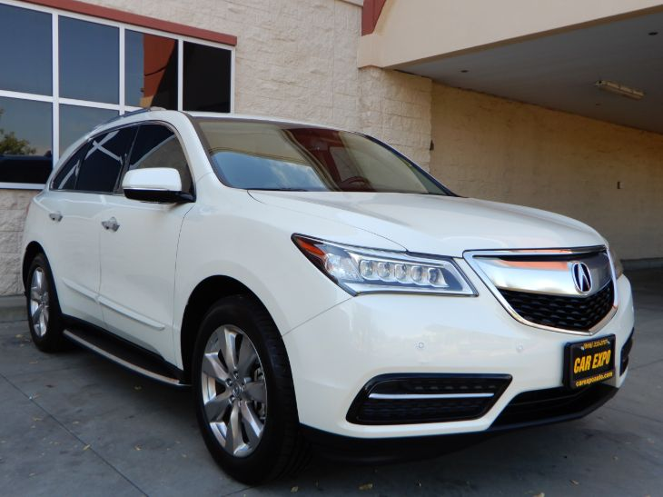 2014 Acura MDX Advance/Entertainment Pkg
