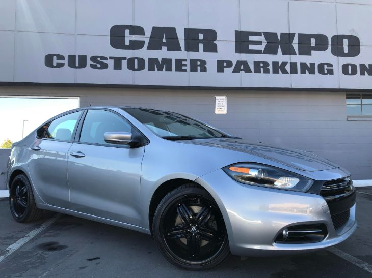 2015 Dodge Dart GT - Leather - Sunroof