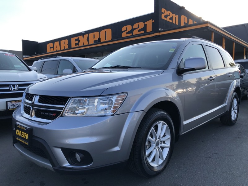 2016 Dodge Journey SXT - 3 Row Seats