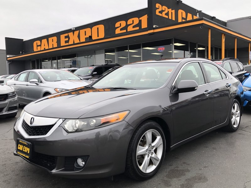 2009 Acura TSX 6 Speed Manual