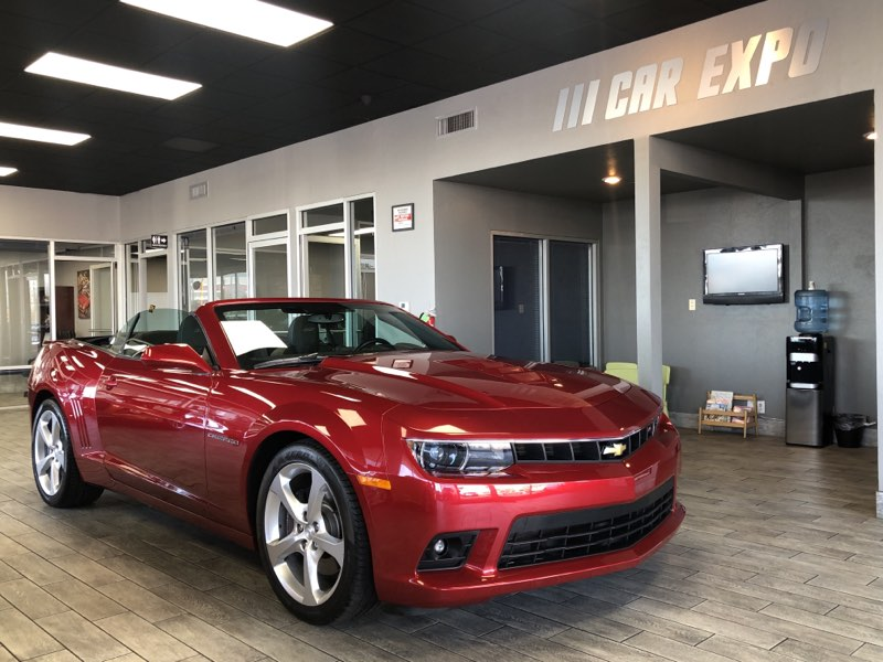 2015 Chevrolet Camaro SS Navi v8 6.2L Very Low Mileage