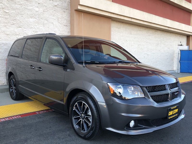 2016 Dodge Grand Caravan R/T Handicap Wheelchair - With Auto Bruno which!