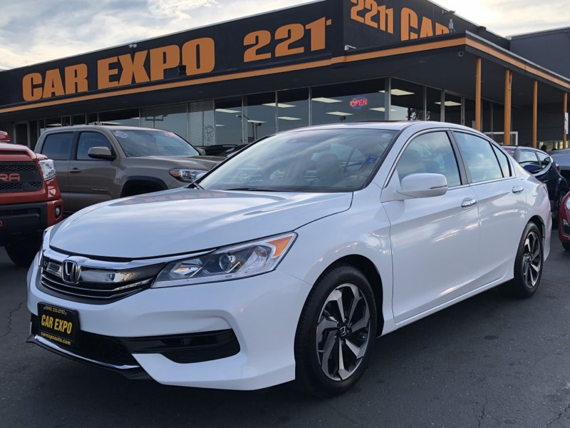 2016 Honda Accord Sedan EX-L Navigation!