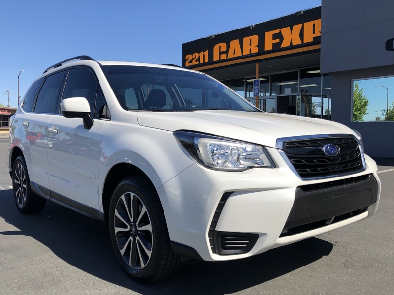 2017 Subaru Forester Premium XT - AWD - MoonRoof