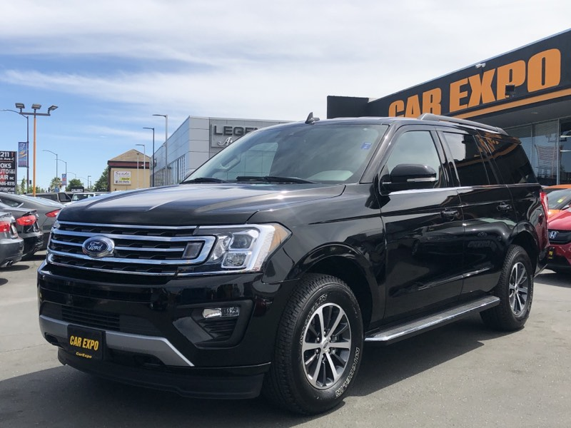 2020 Ford Expedition XLT - 4WD - 3Row Seats - Navi