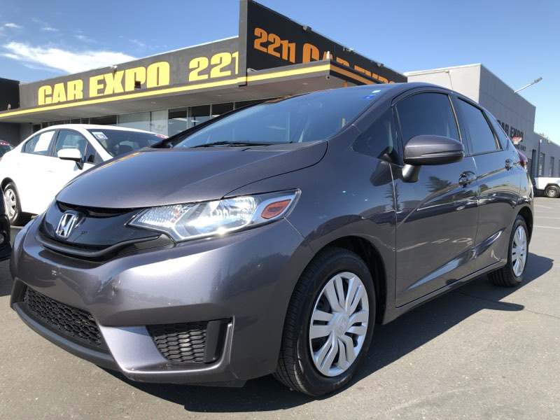 2017 Honda Fit LX 6 Speed Manual