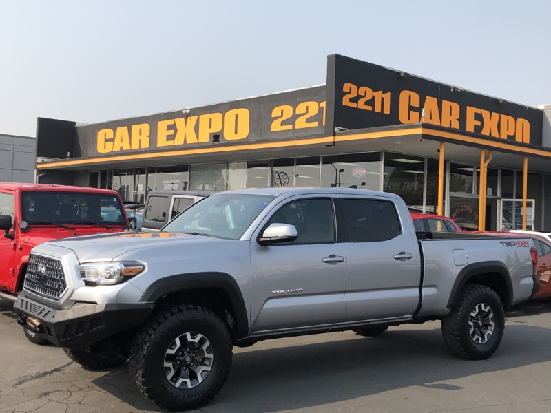 2018 Toyota Tacoma TRD - Long Bed - 4WD