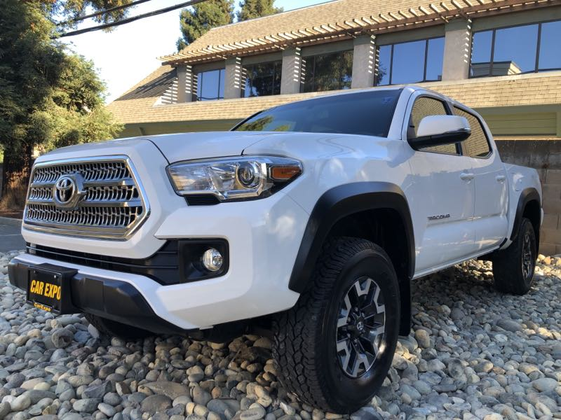2017 Toyota Tacoma TRD Off Road - 4WD