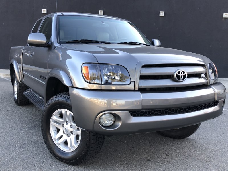 2005 Toyota Tundra Limited - Ext Cab - 4WD