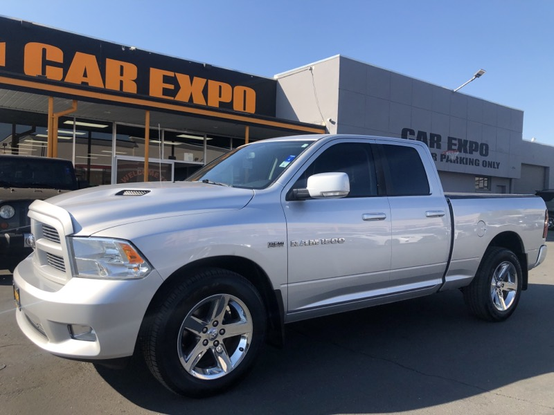 2012 Ram 1500 Sport 4WD - Leather - SunRoof