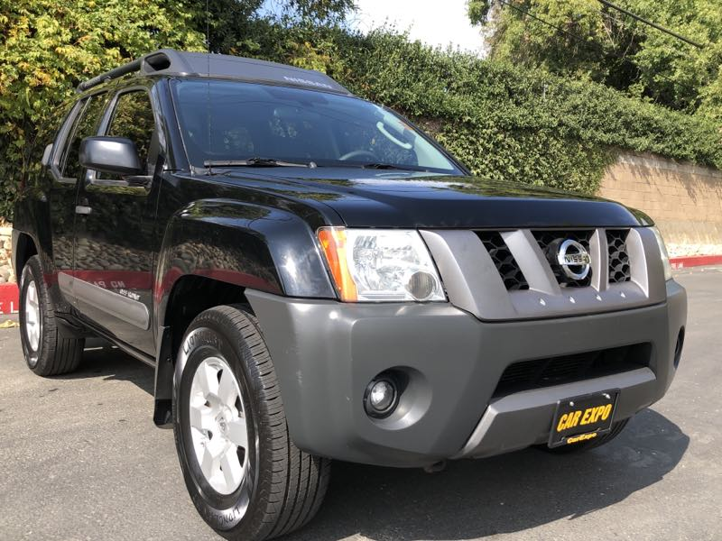 2005 Nissan Xterra Off Road - Manual - 4x4