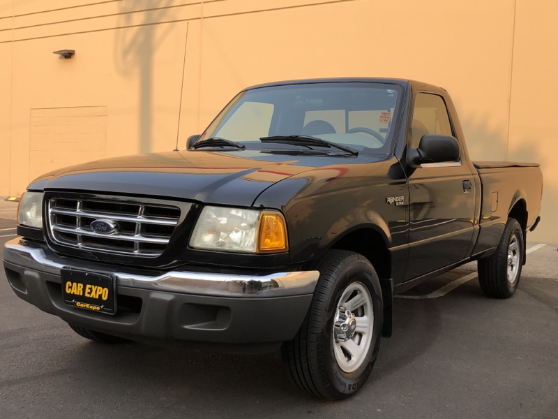 2002 Ford Ranger XLT - Automatic