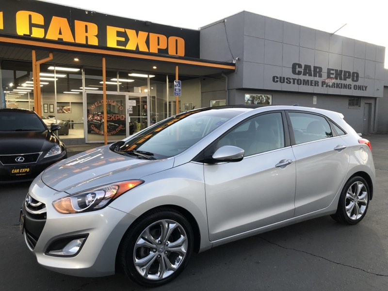 2014 Hyundai Elantra GT, Panoramic Sunroof, Navi, 1 Owner!