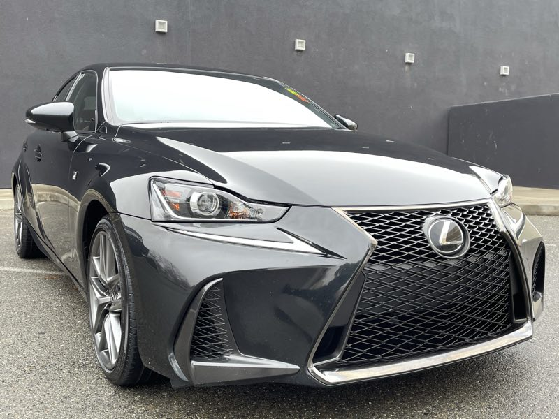 2017 Lexus IS 350 F Sport - Navi - One Owner