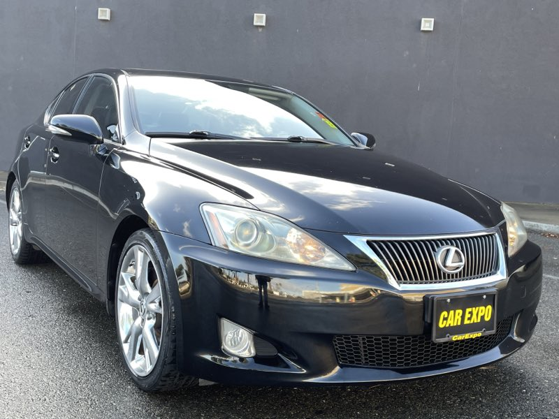 2010 Lexus IS 350 Navigation