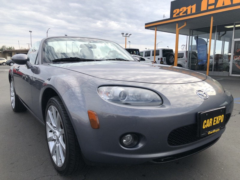 2007 Mazda MX-5 Miata Grand Touring Convertible!